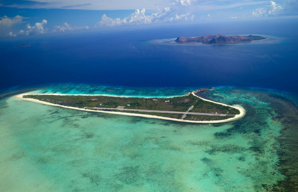 Amanpulo - Aerial View 08